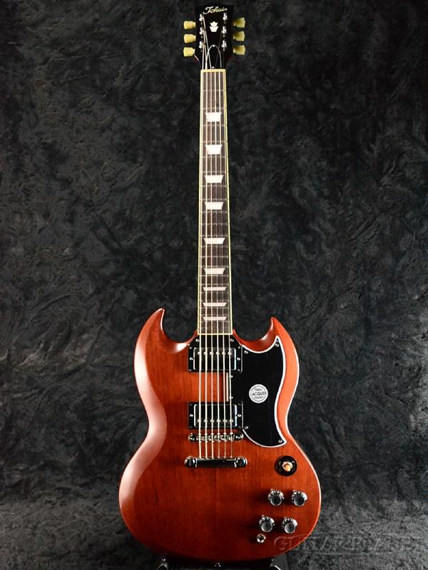 Tokai SG158 C/CH 新品 [トーカイ,東海][国産][チェリー,レッド,赤][Electric Guitar,エレキギター][SG-158]