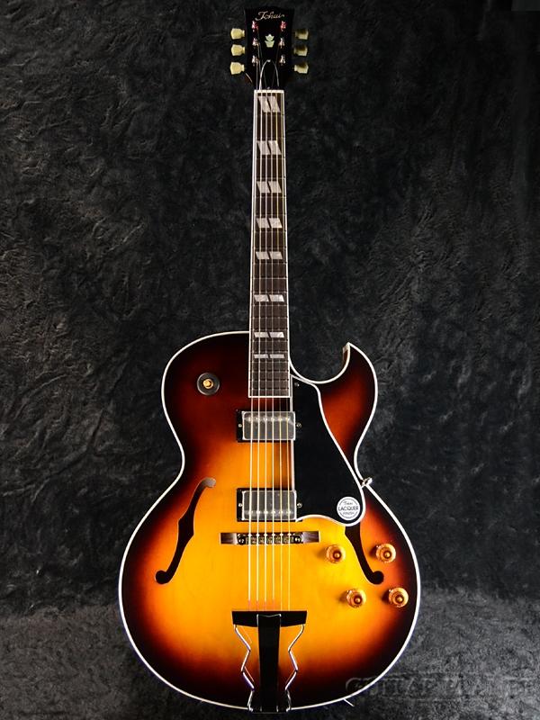 Tokai FA245 ''Vintage Sunburst'' 新品[トーカイ,東海][国産][サンバースト][ES-175タイプ][フルアコ,セミアコ][Electric Guitar,エレキギター]