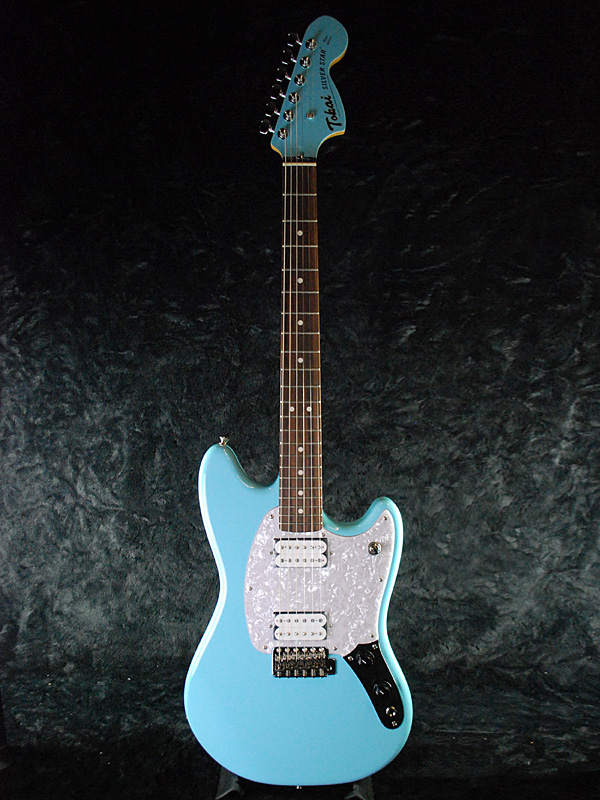 东海 AMG83 HH 全新声波蓝色 [东海,东海],[首页] [声波蓝色,蓝色] [匹配匹配目] [拾音器,Humbucker] [野马,野马类型] [电吉他,电吉他] [视频]