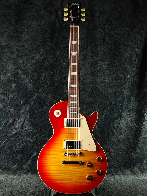 Tokai LS128F CS新货樱桃太阳爆裂[TOKAI,东海乐器][国产][Les Paul,LP,莱斯·保罗Les Paul,LP,莱斯·保罗型][Cherry Sunburst][Electric Guitar,电子吉他][LS-128F]