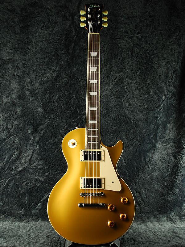 Tokai LS129 GT 新品[トーカイ,東海楽器][国産][Gold Top,ゴールドトップ,金][Les Paul,レスポールタイプ][Electric Guitar,エレキギター][LS-129]