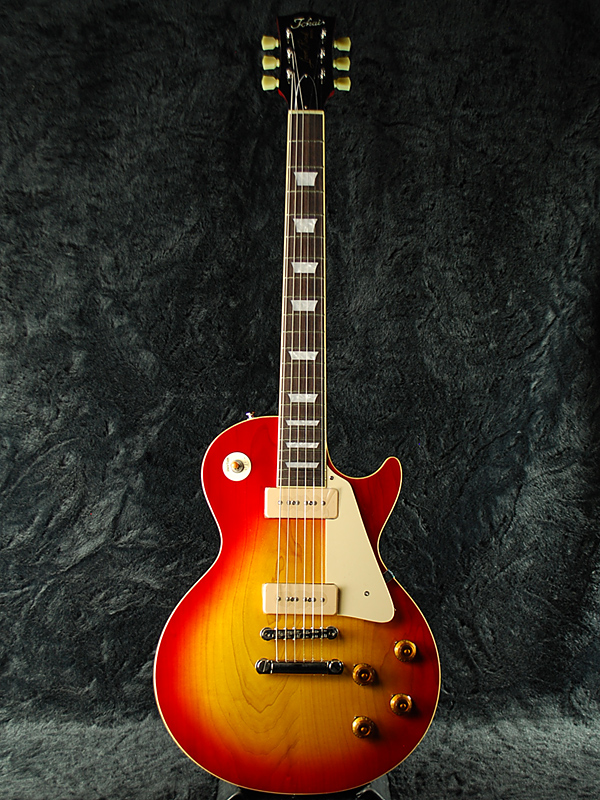 Tokai LS132S CS 新品 チェリーサンバースト[トーカイ,東海][国産][Cherry Sunburst,赤][Les Paul,レスポールタイプ,LP][P-90,P90][エレキギター,Electric Guitar][LS-132S]