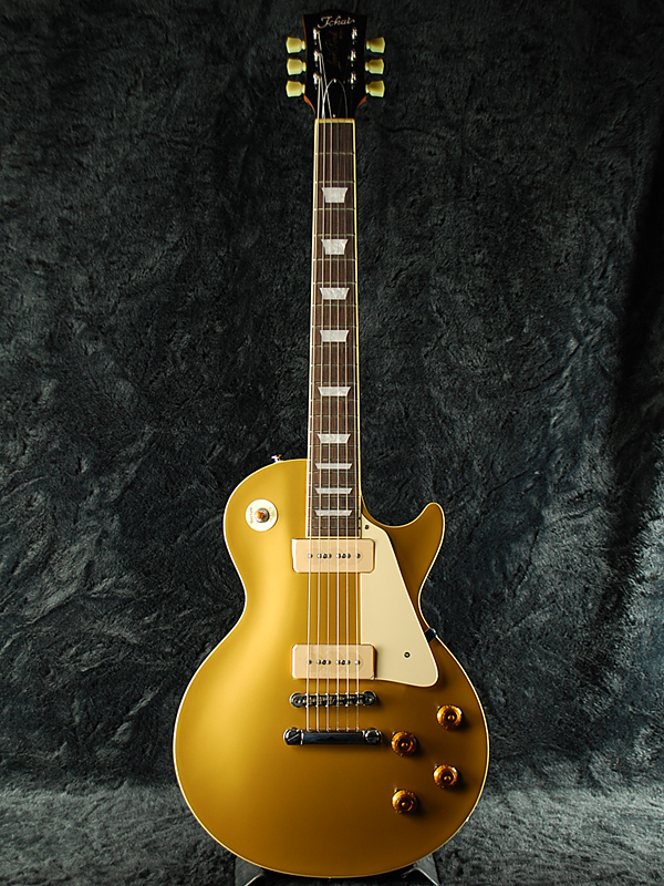 Tokai LS132S GT 新品 ゴールドトップ[トーカイ,東海][国産][Gold Top,金][Les Paul,LP,レスポールタイプ][Electric Guitar,エレキギター][LS-132S]