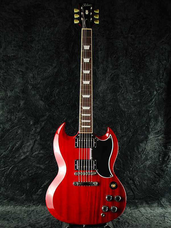 Tokai SG124 CH 新品 チェリー[トーカイ,東海][国産][Cherry,Red,レッド,赤][Electric Guitar,エレキギター][SG-124]