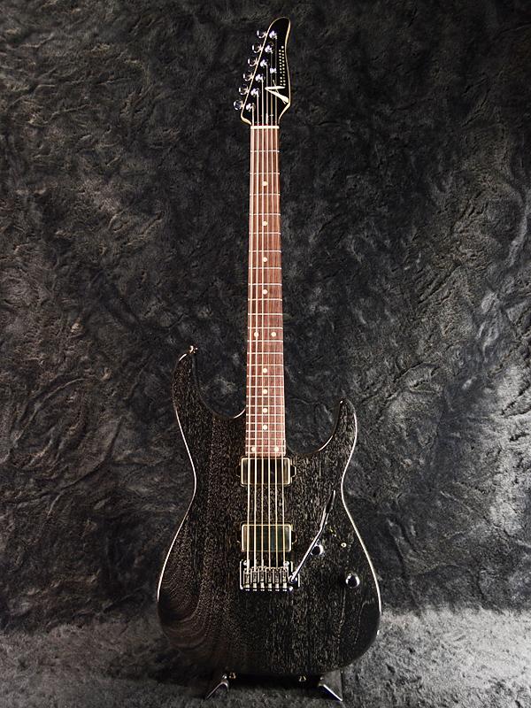 TOM ANDERSON Angel Player -Black w/ White Dog Hair- 新品[トムアンダーソン][エンジェルプレーヤー][ブラック,黒][stratocaster,ストラトキャスタータイプ][Electric Guitar,エレキギター]