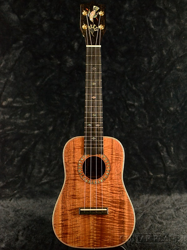 I'iwi Concert Premium Series Custom S4 新品[イーヴィー][プレミアムシリーズ][Hawaiian Koa,ハワイアンコア][Ukulele,コンサートウクレレ]