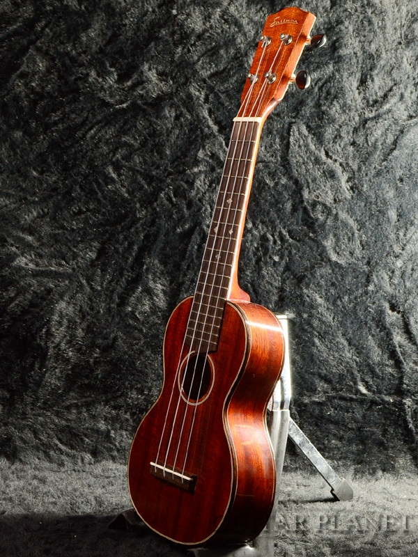 Eastman EU-3S新货女高音尤克里里琴[伊斯特曼·柯达][EU3S][Mahogany,红木][Soprano Ukulele]