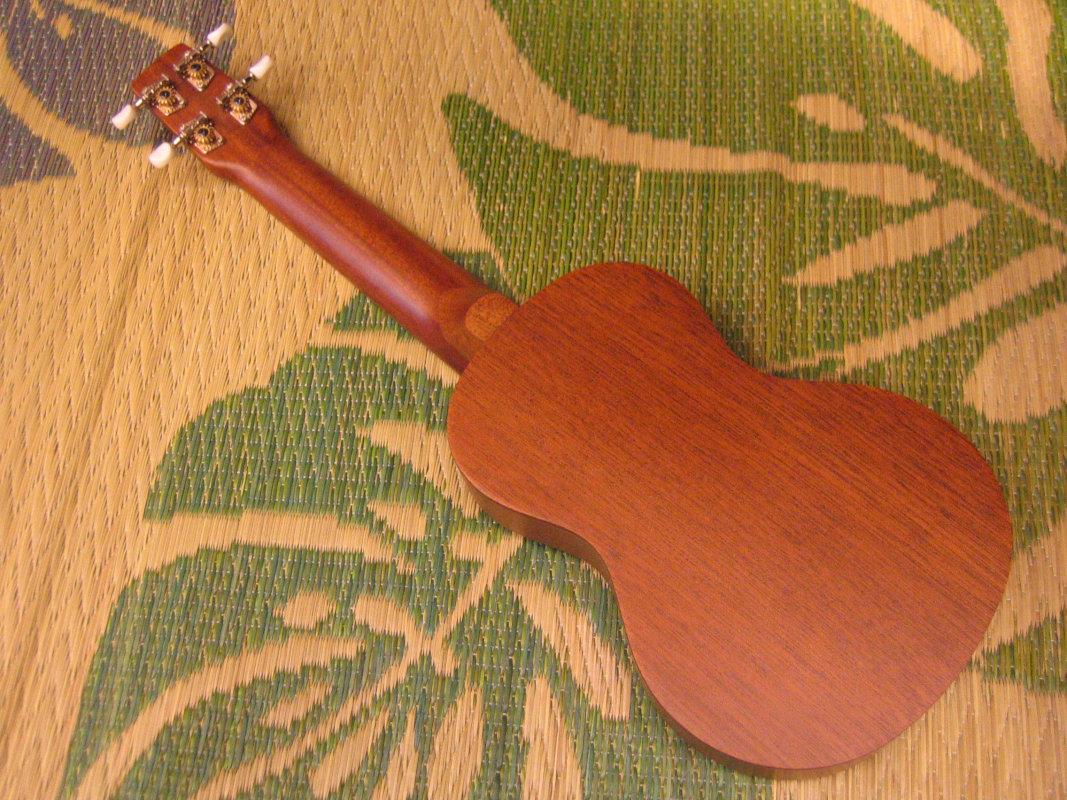 """著名 FS-0 品牌新女高音夏威夷四弦琴 [著名] [FS0""""桃花心木,红木 [女高音夏威夷四弦琴]"""