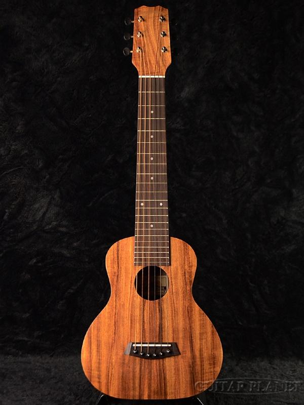 由 Kanile'a GL 6 Guitarlele 新 [岛民] [伙食] [GL6] 岛民 [自然,自然,Gilera,吉他夏威夷四弦琴 [Uke]