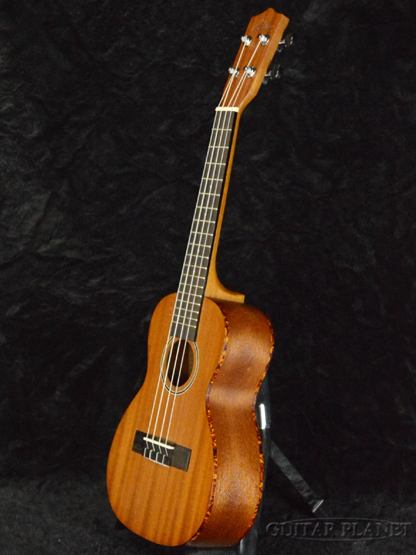 Leho LHUC-MM brand new concert ukulele [Leh] [Mahogany, mahogany] Concert Ukulele