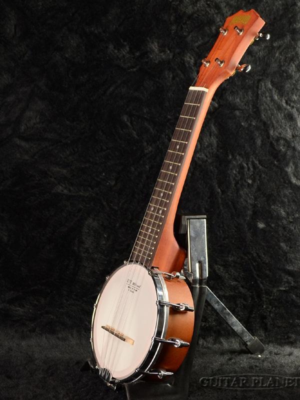 MAHALO UB-M新货班卓琴尤克里里琴[maharo][Banjo Ukulele]