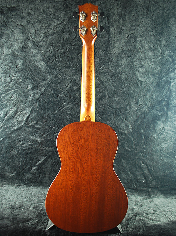 T's TM-100 brand new tenor ukulele [t's] and [TM100] [Mahogany, mahogany veneer, Tenor Ukulele