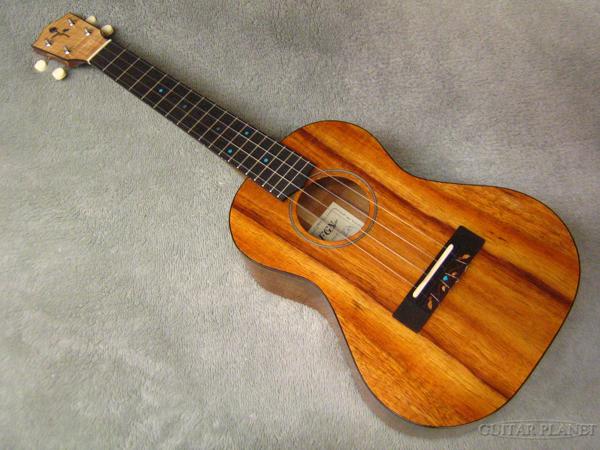 FGN Acoustic FUS-TT new [Fuji chord, fujigen] [home] [Hawaiian Koa, KOA]  [Tenor Ukulele, tenor ukulele]