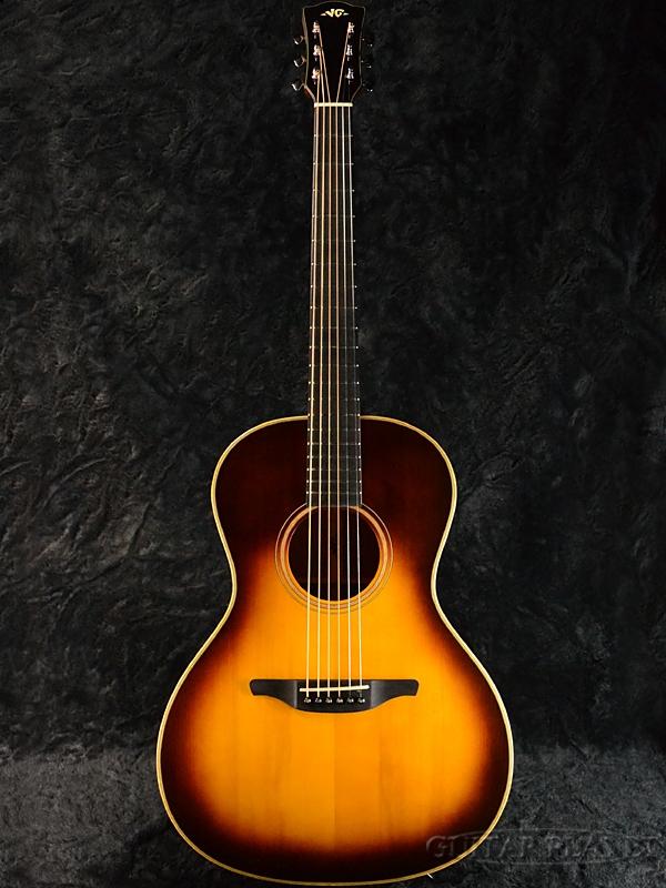 【限定1本】VG VG-00 Mahogany 新品[国産/日本製][Sunburst,サンバースト][アディロンダックスプルース][VG00][Acoustic Guitar,アコースティックギター,アコギ,Folk Guitar,フォークギター]