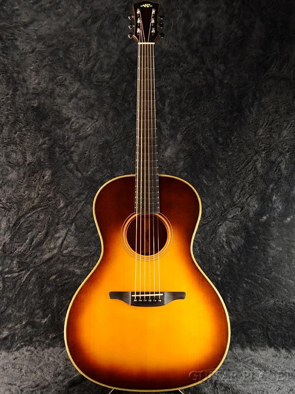 VG VG-00 Mahogany Brown Sunburst 新品[国産/日本製][ブラウンサンバースト][VG00][Acoustic Guitar,アコースティックギター,アコギ,Folk Guitar,フォークギター]
