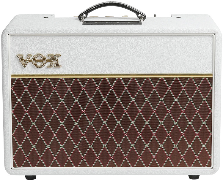 VOX AC10C1-WB White Bronco Limited Edition 新品 ギター用コンボアンプ[ヴォックス,ボックス][ホワイトブロンコ,白][Guitar Combo Amplifier][動画]
