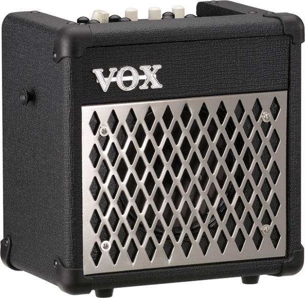 【5W】VOX MINI5 Rhythm リズム機能搭載 新品 ブラック[ヴォックス][ギターアンプ/コンボ,Guitar Combo Amplifier]