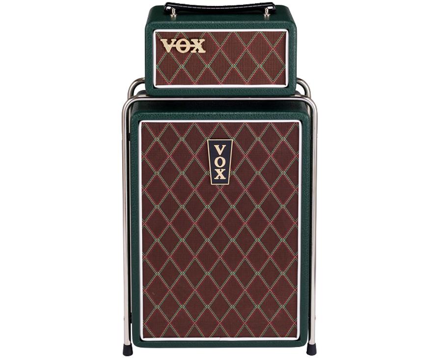 【50W】VOX MSB25-BRG MINI SUPERBEETLE BRITSH RACNG GREEN 新品 ギター用アンプ[ヴォックス][ブリティッシュレーシンググリーン][NuTube,ニューチューブ][Guitar Amplifier]