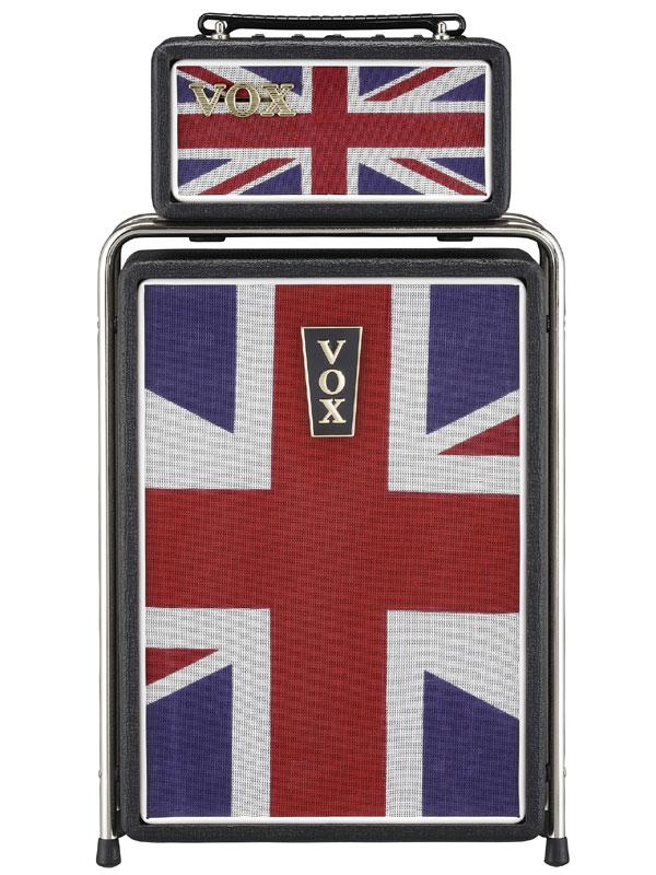 新しい到着 【50W】VOX MSB25-UJ【50W】VOX MINI SUPERBEETLE Union Jack 新品 ギター用アンプ[ヴォックス][NuTube,ニューチューブ][Guitar Jack MSB25-UJ Amplifier], 袖ヶ浦市:a83fd4b4 --- kultfilm.se