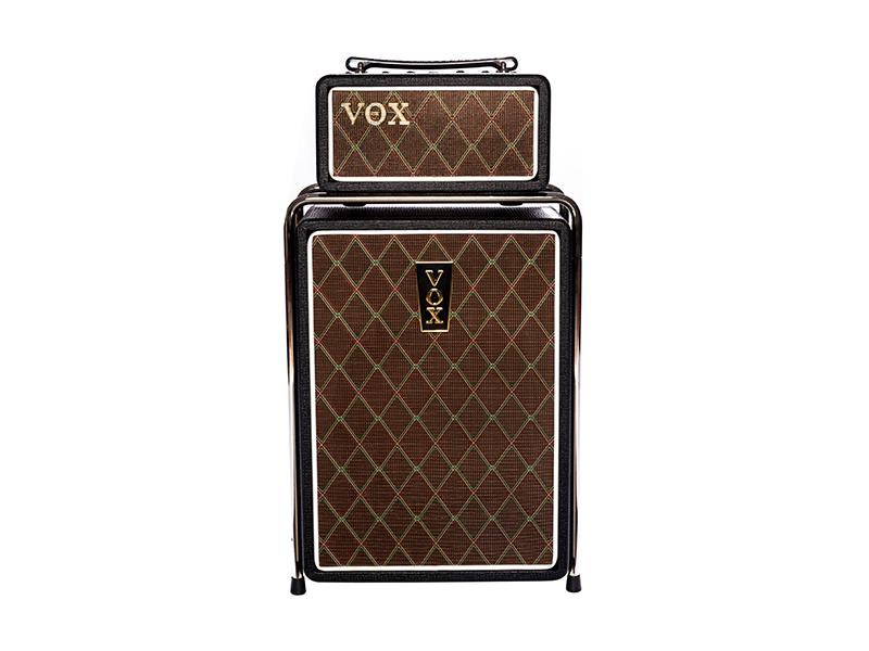 【50W】VOX MINI SUPER BEETLE MSB25 新品 Nutube搭載ミニスタックアンプ[ヴォックス][ニューチューブ][Guitar Stack Amplifier]