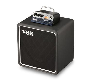 VOX MV50 Rock / BC108 SET 新品 Nutube搭載ヘッドアンプ/スタック[ヴォックス,ボックス][ロック][ニューチューブ][Guitar Amplifier Head,ギターアンプヘッド][Speaker Cabinet,スピーカーキャビネット][動画]