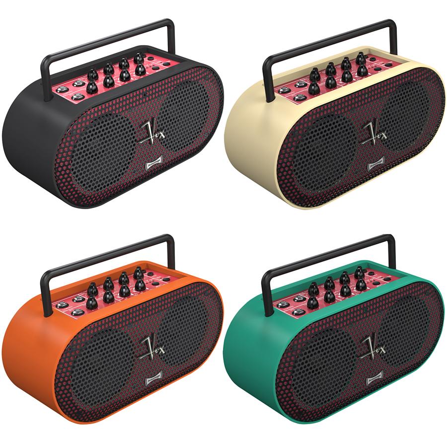 guitar planet vox soundbox mini brand new vox and sound box mini black ivory orange. Black Bedroom Furniture Sets. Home Design Ideas