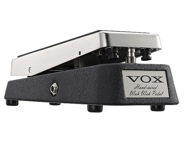 【新品特価】VOX V846-HW Hand Wired Wah Pedal[ヴォックス][V-846][ワウペダル][Effector,エフェクター]