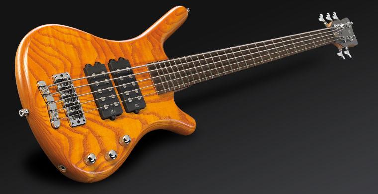 Warwick Rock Bass Series Corvette$$ 5st 新品 Honey Violin Oil[ワーウィック][ロックベースシリーズ][コルベット$$][Humbucker,ハムバッカー][5弦][ハニーヴァイオリンオイル][Passive,パッシブ][Electric Bass,エレキベース]