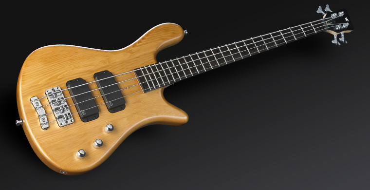 Warwick Rock Bass Series Streamer Standard 4st brand new honey violin [Warwick] and [performance] [streamer] passive Passive, Honey Violin Electric Bass, electric bass