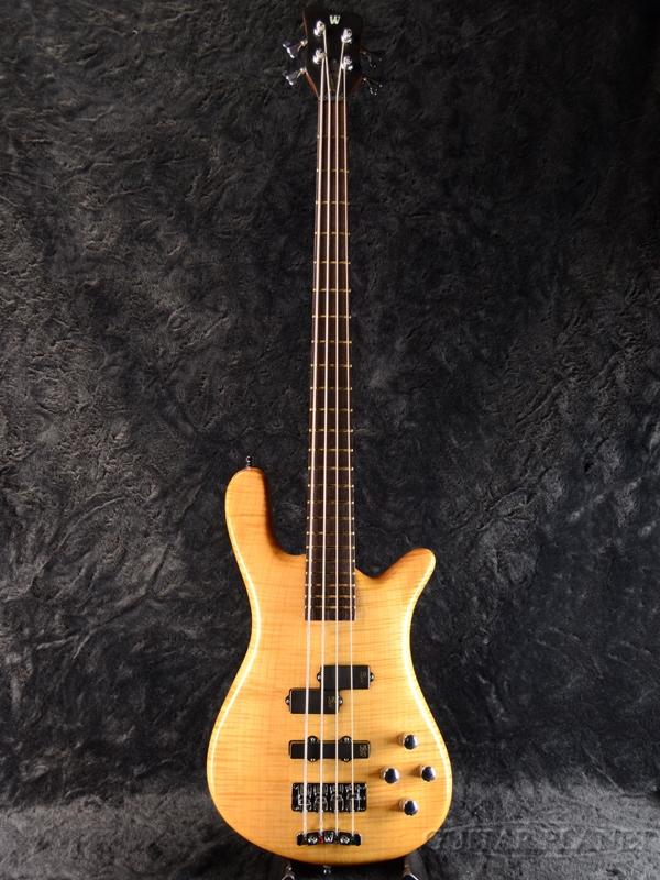 【中古】Warwick Streamer LX4 -Natural- 2009年製[ワーウィック][ストリーマー][ナチュラル][Electric Bass,エレキベース]【used_ベース】