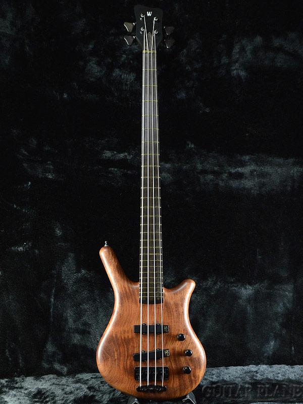 Warwick Custom Shop Thumb Bass NT 4 -Natural Oil Finish- 新品[ワーウィック][カスタムショップ][サムベース][ナチュラルオイルフィニッシュ][Electric Bass,エレキベース]