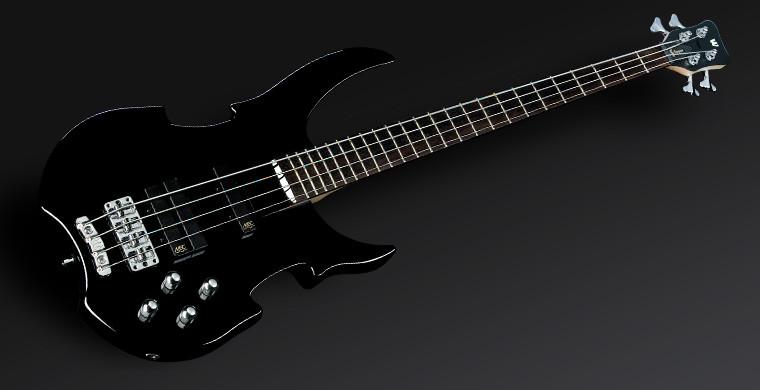Warwick Rock Bass Series Vampyre 4st Active 新品 Black[ワーウィック][ロックベースシリーズ][ヴァンパイア][アクティブ][ブラック,黒][Electric Bass,エレキベース]