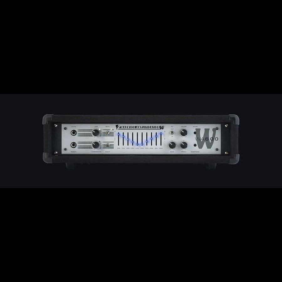 【600W】Warwick WA600S 新品 ベースアンプヘッド [ワーウィック][600ワット][クラスA][Head,Bass Amplifiers][WA-600S]