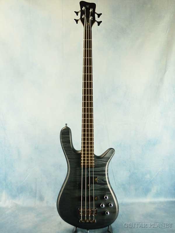 Warwick Team Built Streamer LX 4 -Nirvana Black- 新品[ワーウィック][ストリーマー][ニルヴァーナブラック,黒][アッシュ][Electric Bass,エレキベース]