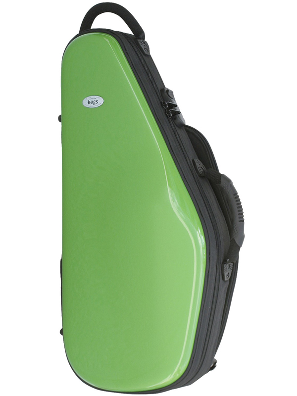 bags EFAS GRE 新品 アルトサックス用ケース[バッグス][Green,グリーン,緑][Alto Sax,A.Sax]