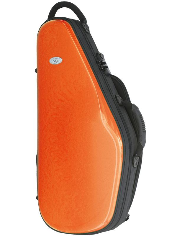 bags EFAS ORA 新品 アルトサックス用ケース[バッグス][Orange,オレンジ,橙][Alto Sax,A.Sax]