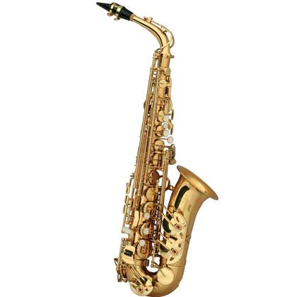 【セミハードケース付】zeff ZAS-30 新品 アルトサックス[ゼフ][Gold][Alto Saxophone][木管楽器]