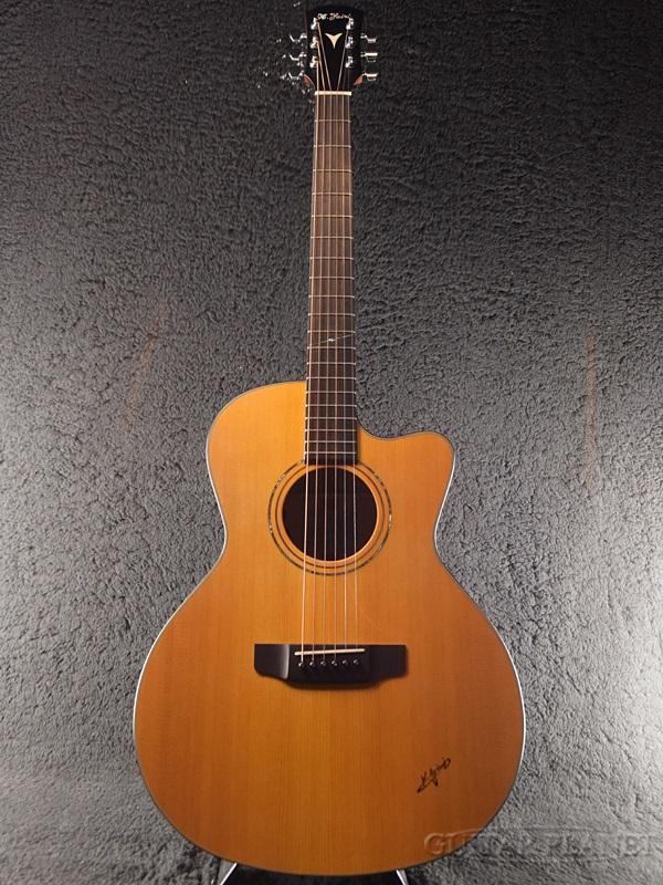 K.Yairi BM-65CE MOD 新品[Kヤイリ][国産][Natural,ナチュラル,木目][Electric Acoustic,エレアコ][Acoustic Guitar,アコースティックギター,Folk Guitar,フォークギター]