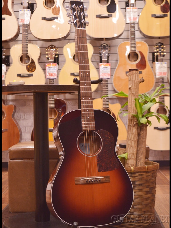 Musical Instruments & Gear Acoustic Guitars K.yairi K Series Rf-k7-ova Vintage Sunburst Buy Now