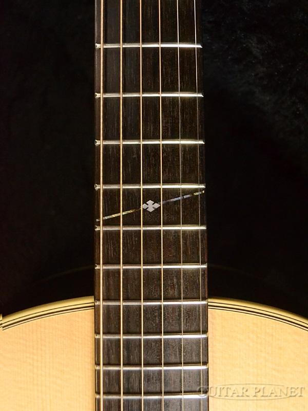 K.Yairi 射频 120 全新 [K 监狱]、 [首页] [Natura,自然,木材,灰色,单局 [原声吉他,吉他,民谣吉他,民谣吉他,
