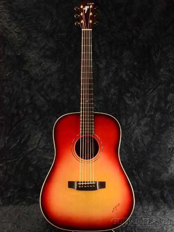 K.Yairi LO-90 RB 新品[ヤイリ][国産][オール単板][サンバースト][アコースティックギター,アコギ,Acoustic Guitar]