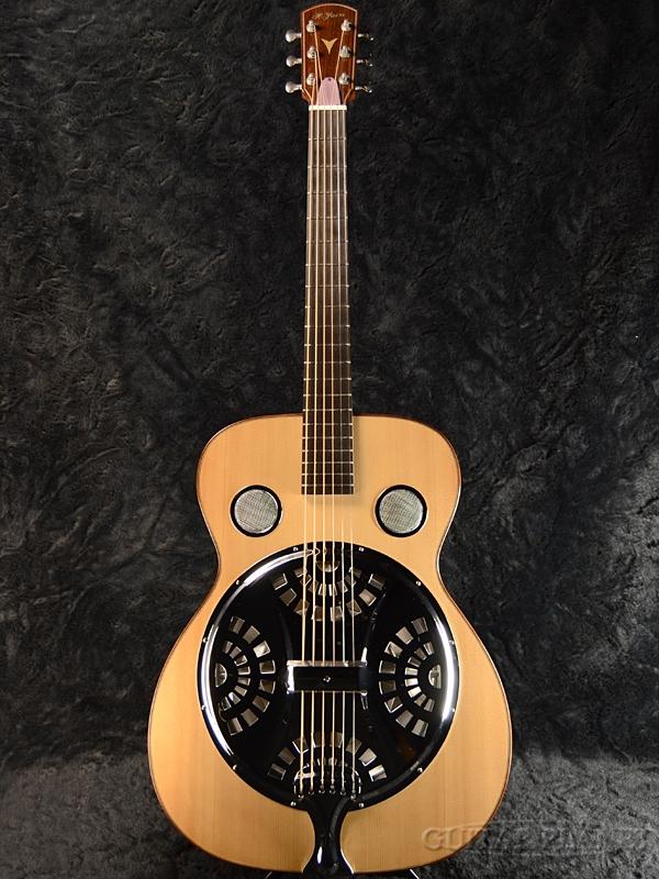 K.Yairi Custom Shop YF-00018 res (Proto) ~Crafted by A.Michimae~ 新品[Kヤイリ][国産/日本製][道前暁信][Sunburst,サンバースト][リゾネーター][Acoustic Guitar,アコースティックギター,アコギ,Folk Guitar,フォークギター]