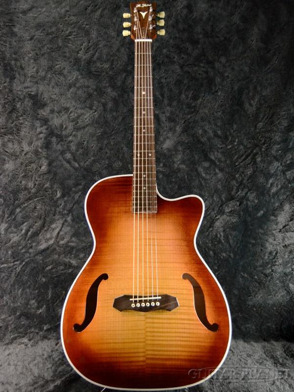 K.Yairi Custom Shop By Ken-253 ~Crefted by KENJI KOIKE~ 新品[Kヤイリ][国産/日本製][小池健司][Sunburst,サンバースト][アーチトップ][Acoustic Guitar,アコースティックギター,アコギ,Folk Guitar,フォークギター]
