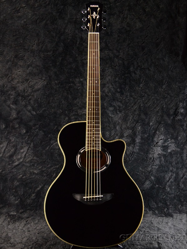 guitar planet yamaha apx500iii black brand new yamaha. Black Bedroom Furniture Sets. Home Design Ideas