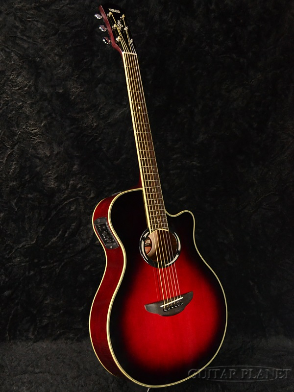 YAMAHA APX500III Dusk Sun Red new [Yamaha], [spruce] [dusksanred, Red] [Acoustic Guitar, acoustic guitar, acoustic guitar, Folk Guitar, folk guitar,