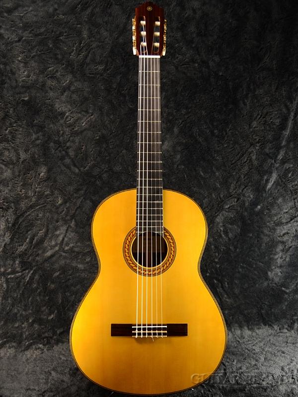 YAMAHA CG192S 新品[ヤマハ][Natural,ナチュラル][クラシックギター,Classic Guitar]