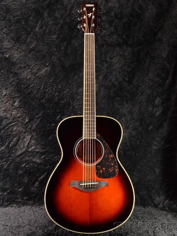 Guitar planet rakuten global market yamaha fs 720s tbs for Yamaha fs 310 guitar