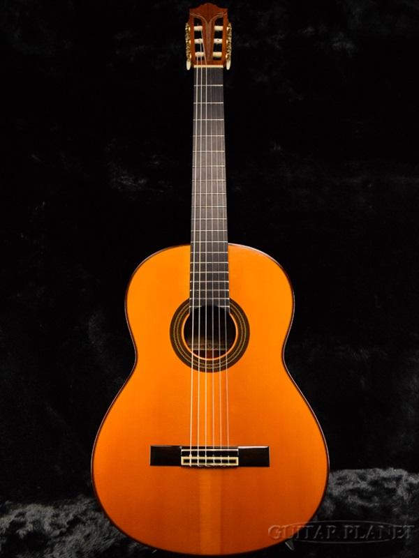 【7月限定大特価!!】【中古】YAMAHA GC-60 2005年製[ヤマハ][国産/日本製][ハカランダ][ホンジュラスローズウッド][ナチュラル,杢目][Classical Guitar,クラシックギター]【used_アコースティックギター】