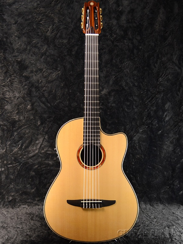 YAMAHA NCX2000R エレガット 新品 ナチュラル[ヤマハ][クラシックギター,Classic Guitar]
