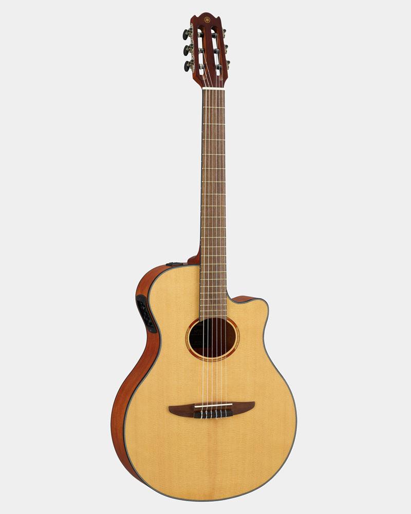 YAMAHA NX-Series NTX1 ~Natural~ 新品 エレガット[ヤマハ][Natural,木目,ナチュラル][松,スプルース][クラシックギター,Classic Guitar]